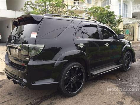 Fortuner G Trd 2 5 2015 jual mobil toyota fortuner 2015 g trd 2 5 di jawa barat