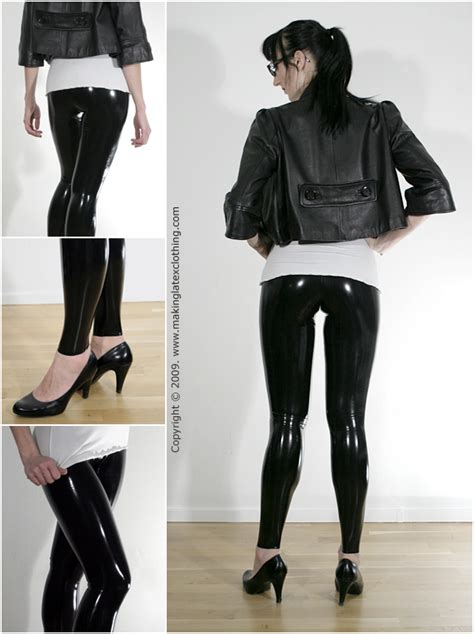 latex glossar tutorial make your own latex leggings a photo on flickriver