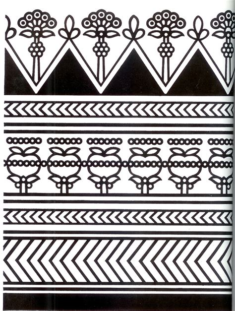 indian design flyer goodness traditional indian design motifs