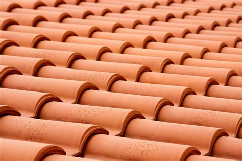 Ceramic Tile Roof Roofing Materials For All Weather Trusted Home Contractors