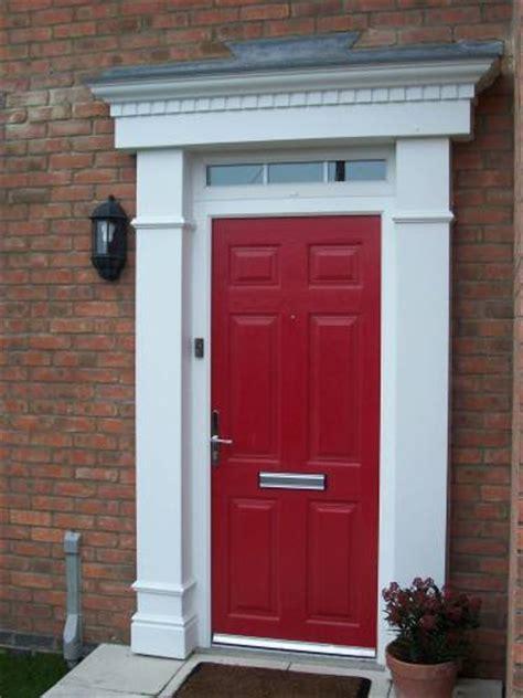 Exterior Door Surrounds Edwardian Door Surrounds At Apc Architectural Mouldings