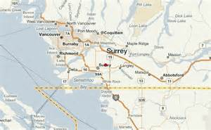 surrey location guide
