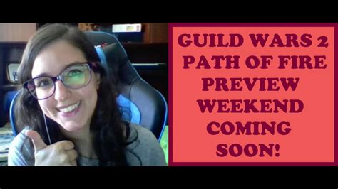 5 New Coming Out This Weekend 2 by Guild Wars 2 Path Of Preview Weekend Coming Soon