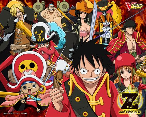 urutan film one piece one piece film z