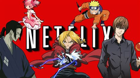 Anime On Netflix by Top 10 Anime On Netflix 6 15