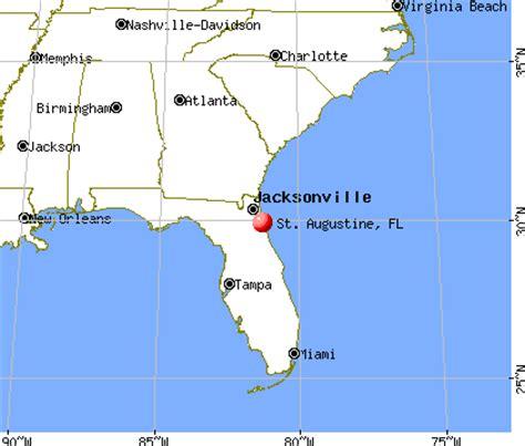 st. augustine, florida (fl 32084, 32086) profile