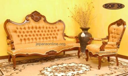 Sofa Kerang sofa tamu kerang jati