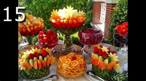 arreglos para bodas ideas de florales frutales y con 20 arreglos frutales hermosos y cascadas para tu fiesta