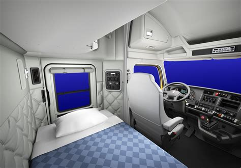 Sleeper Inside View by Kenworth Sleeper Cabs Interior View Images Truck