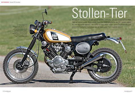 Motorrad Classic Look by Klassik Motorrad 5 2017 Motorrad Magazin Mo