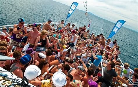 the boat party las boat party en el punto de mira de las autoridades