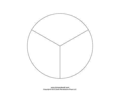 pie chart template tim de vall comics printables for