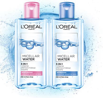 L Oreal Micellar Cleansing Water review ingredients skincare trend 2017 2018 l or 233 al