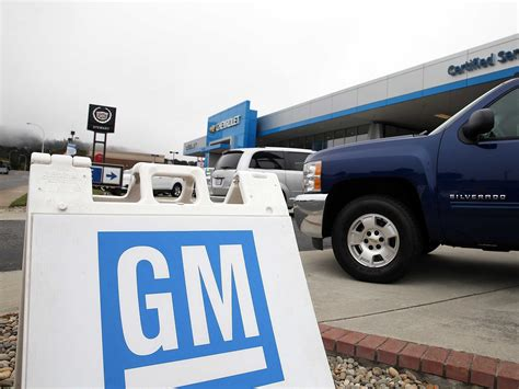 gereral motors all about the gm recall business insider