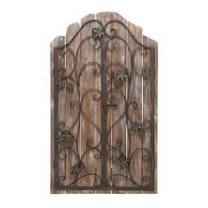 Wood And Metal Wall Decor all wall decor wayfair