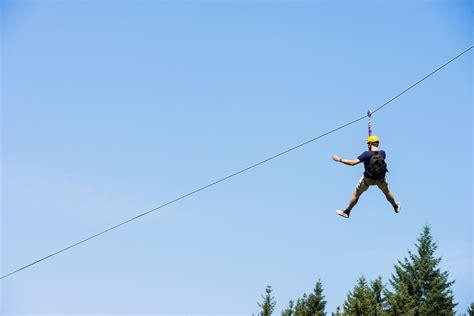 Zip Lines For Backyards New Focus On Zipline Related Injuries Deaths