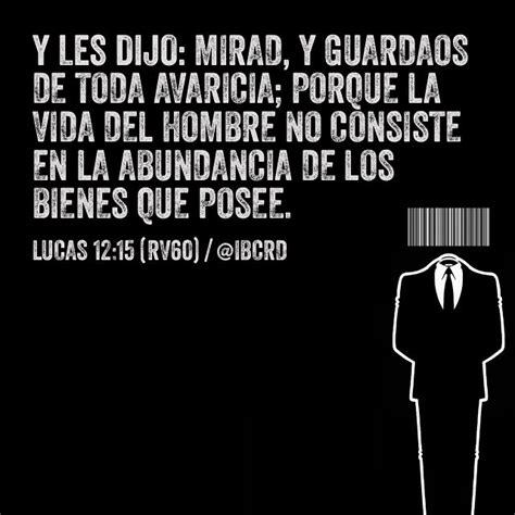 imagenes biblicas lucas guardaos de toda avaricia lucas 12 15 blog para cristianos