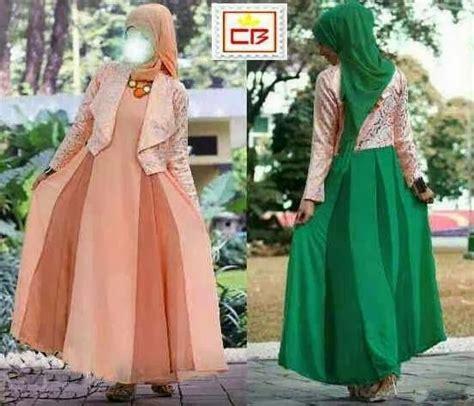 Setelan L Fit Xl Kavisa Katun Rayon Batik Murah fitriah shop tren busana muslim 2014