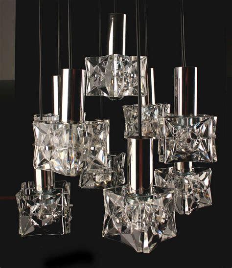 ladario chandelier suspension chandelier palwa glass disc suspension
