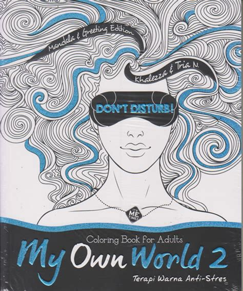 My Own World 2 My Own World Part 2 Bukubukularis Toko Buku