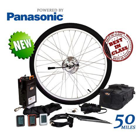 Pompa Air Panasonic 250 Watt 24 Volt Electric Bike Kit 25 6 Ah Panasonic Ultra Kit