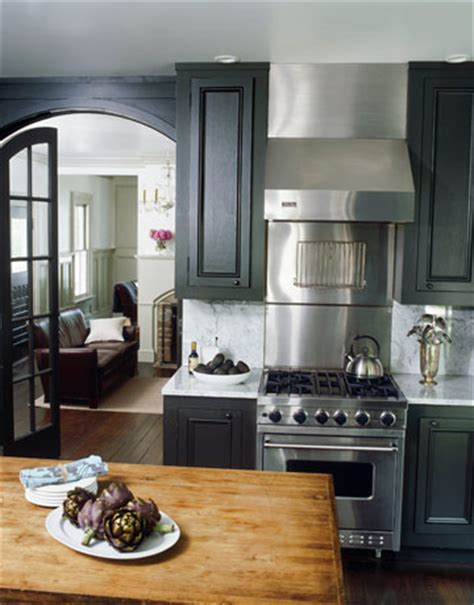 Kitchen Cabinets Painted Gray by Painted Kitchen Cabinets Gray Ralph Surrey