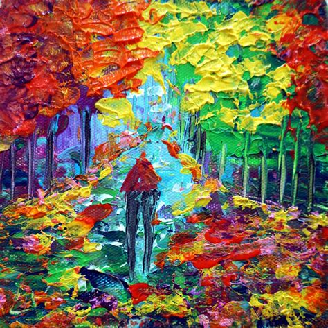 colorful painting paintings ideas for your wall decor modern colorful