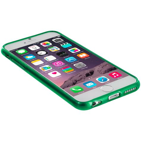 layout case iphone green tpu damask design rubber case cover for apple iphone