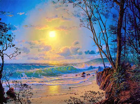 imagenes de paisajes fantasticos cuadros modernos pinturas y dibujos fant 225 sticos
