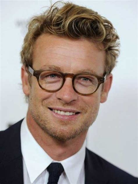 blond hair actor in the mentalist 25 wavy hairstyles men mens hairstyles 2018