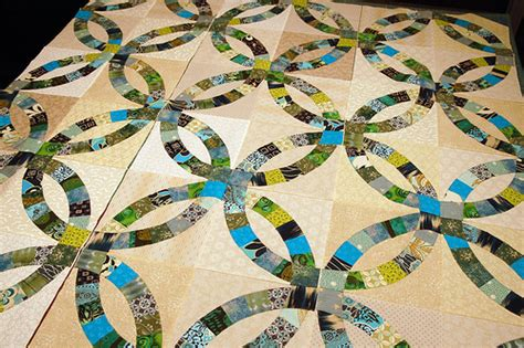 wedding ring quilt class flickr photo