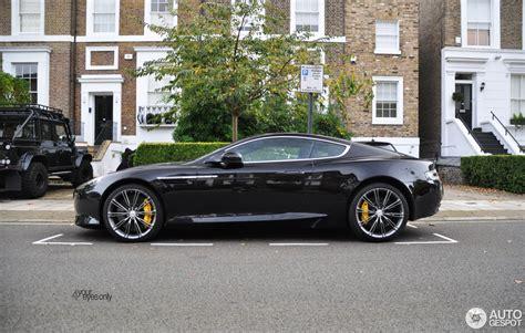 2011 Aston Martin by Aston Martin Virage 2011 19 October 2017 Autogespot
