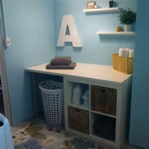 Ikea Laundry Room Hack by Document