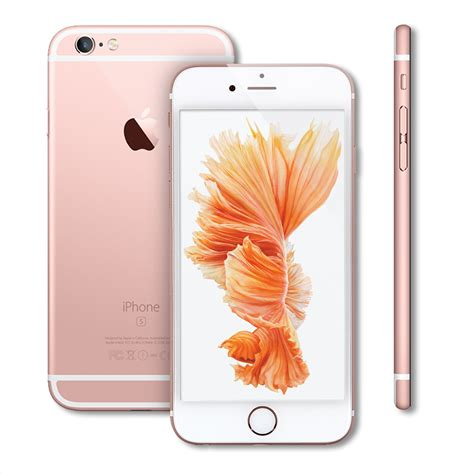 Iphone 6 S 16gb Rosegold apple iphone 6s smartphone 16gb unlocked cell phone a1688