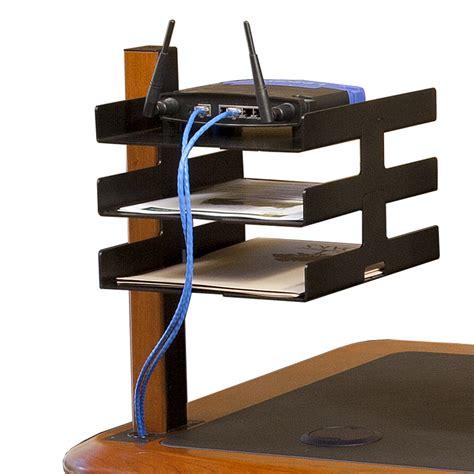 Power Organizer Tower F S B Caretta Workspace Desk Cable Organizer