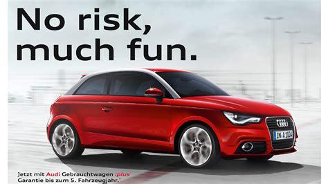 Audi Gw Plus by Neue Garantieleistung Audi Autohaus De