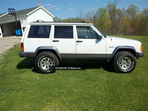 1995 Jeep Country 1995 Jeep Country 4x4 Lifted