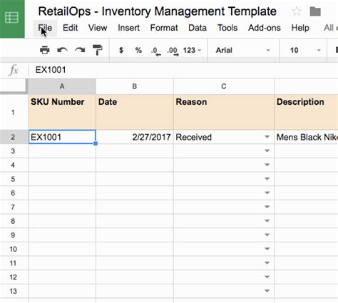 Tool Sign Out Sheet Flexible Ready Likeness Tools 2 Template With Inventory Log Inventory Bevspot Inventory Template