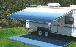 replacement awnings for travel trailers awning cer awning repair