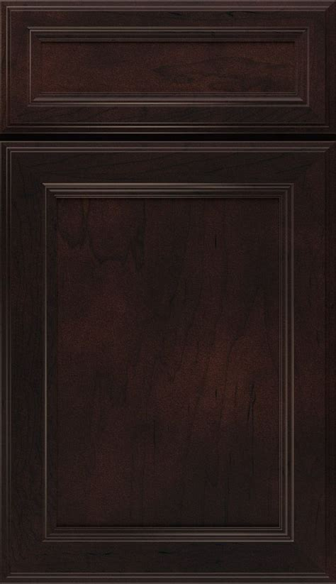 Landen Maple Cabinets by Wentworth Flat Panel Cabinet Doors Aristokraft