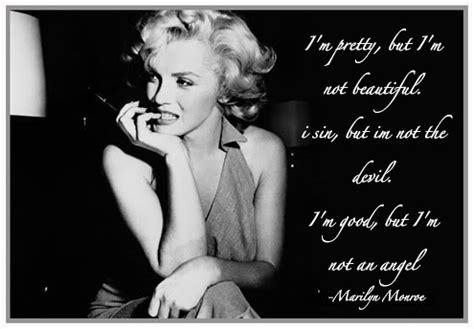 marilyn quote marilyn rhi s words