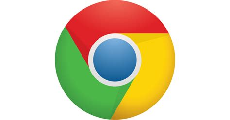 Chrome L by Google Chrome Logo
