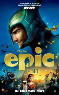 epic film synopsis 3 new posters for the animated movie epic teaser trailer