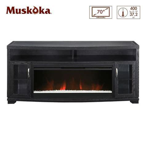 Fireplace Tv Stand Walmart Canada by Muskoka 42 Inch Widescreen Electric Fireplace Media