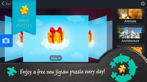 free puzzle for android magic jigsaw puzzles android apps on play