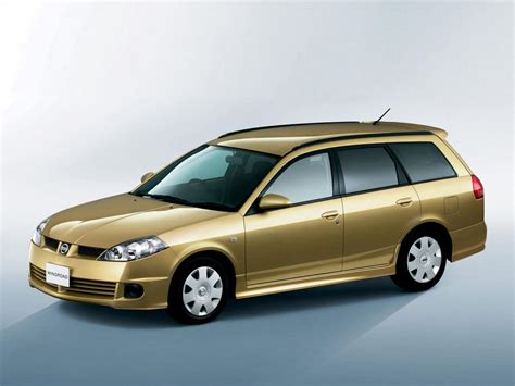 nissan wingroad technical specifications and fuel economy
