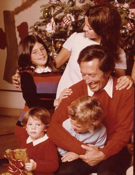 claudine longet parents andy williams family christmas wife claudine longet