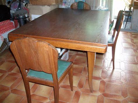 Table A Manger Vintage 78 by Meubles Rustiques Occasion En Alsace Annonces Achat Et