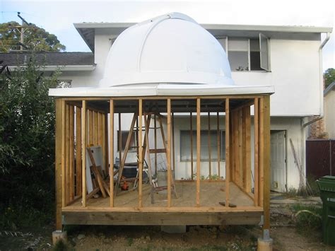home observatory plans observatory construction