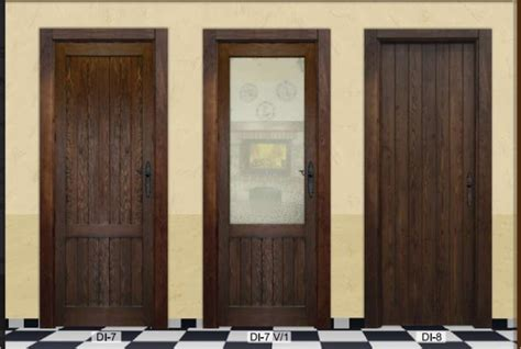 puertas de madera rusticas para interiores oferton puertas r 250 sticas baratas puertas baratas madrid